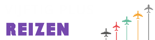 Vijftigplus reizen Logo